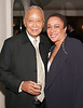 04 February 2006 - New York, NY - David Dinkins and S. Epatha Merkerson at Writer's Guild of America, East (WGAE) 58th Annual Awards Ceremony held at Waldorf=Astoria.  Photo Credit Jackson Lee/Admedia