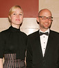 16 February 2006 - New York, NY - Julia Stiles and Moby at The American Museum of Natural History's Annual Winter Dance celebrating the Desert Oasis theme.  Photo Credit Jackson Lee/Admedia