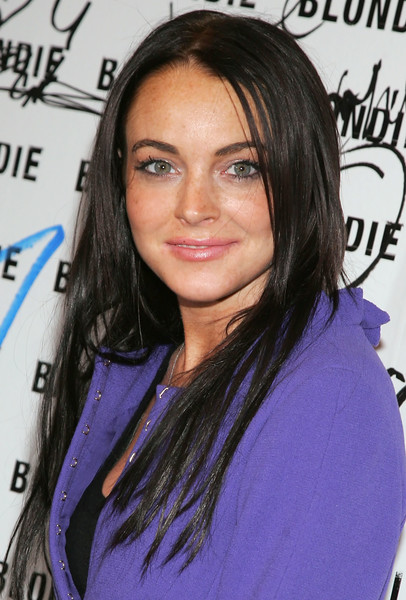 9 March 2006 - New York, NY - Lindsay Lohan at celebration of Blondie's rock and roll hall of fame induction honoring Debbie Harry at Stephen Weiss Studio .  Photo Credit Jackson Lee/Admedia