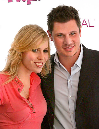10 March 2006 - New York, NY - Natasha Bedingfield and Nick Lachey at Teen People Honors 20 Teens Who Will Change The World at the Time & Life Building.  Photo Credit Jackson Lee/Splash