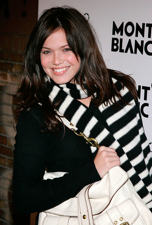 14 March 2006 - New York, NY - Mandy Moore at event to launch Montblanc Diamond to Celebrate its 100th Anniversary at New Space.  Photo Credit Jackson Lee