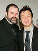 18 March 2006 - New York, NY - Thom Ashmore, director and Chin Han at a special screening of '3 Needles' at MOMA.  Photo Credit Jackson Lee/Splash News