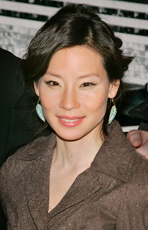 18 March 2006 - New York, NY - Lucy Liu at a special screening of '3 Needles' at MOMA.  Photo Credit Jackson Lee/Splash News