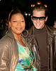 28 March 2006 - New York, NY - Dennis Leary and Queen Latifah at the New York Premiere of 'Ice Age: Meltdown' at Ziegfeld Theatre.  Photo Credit Jackson Lee/Admedia