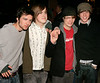 28 March 2006 - New York, NY - McFly at the New York Premiere of 'Ice Age: Meltdown' at Ziegfeld Theatre.  Photo Credit Jackson Lee/Admedia