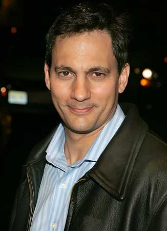 29 March 2006 - New York, NY - Tom Caltabiano arrives for '95 Miles To Go' New York Premiere.  Photo Credit Jackson Lee/Admedia