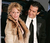 04 April 2006 - New York, NY - Melanie Griffith and Antonio Banderas arrive at the World Premiere of 'Take the Lead' at Lowes Lincoln Square Theatre.  Photo Credit Jackson Lee