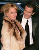 04 April 2006 - New York, NY - Melanie Griffith and Antonio Banderas arrive at the World Premiere of 'Take the Lead' at Lowes Lincoln Square Theatre.  Photo Credit Jackson Lee/Admedia
