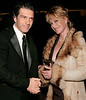 04 April 2006 - New York, NY - Melanie Griffith and Antonio Banderas depart the World Premiere of 'Take the Lead' at Lowes Lincoln Square Theatre.  Photo Credit Jackson Lee