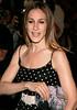 18 April 2006 - New York, NY - Sarah Jessica Parker at the 2006 Conde Nast Traveler Hot List Party at Buddah Bar.  Photo Credit Jackson Lee/Admedia