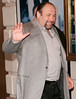 19 April 2006 - New York, NY - James Gandolfini arrives at the opening night performance of the broadway play 'Three Days of Rain' starring Julia Roberts.  Photo Credit Jackson Lee/Admedia