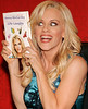 26 April 2006 - New York, NY - Jenny McCarthy signs copies of her new book 'Life Laughs' at Borders book store.  Photo Credit Jackson Lee/Admedia
