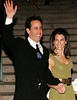 26 April 2006 - New York, NY - Jerry Seinfeld and Jessica Seinfeld at 5th Annual Tribeca Film Festival - Vanity Fair Party - Arrivals.  Photo Credit Jackson Lee/Admedia