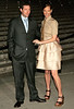 26 April 2006 - New York, NY - Ed Burns and Christy Turlington at 5th Annual Tribeca Film Festival - Vanity Fair Party - Arrivals.  Photo Credit Jackson Lee/Admedia