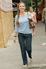 EXCLUSIVE <br /> 11 May 2006 - New York, NY - Drea De Matteo sighted outside her filmset.  Photo Credit Jackson Lee/Jennifer Mitchell<br /> <br /> LJNY MJNY 110506A