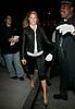 13 May 2006 - New York, NY -  Ali Larter departs hotel  Photo Credit Jackson Lee