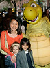16 May 2006 - New York, NY -  Soon Yi-Previn and kids at the NY Premiere of 'Over the Hedge' at Chelsea West Theatre.  Photo Credit Jackson Lee