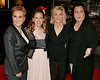 18 May 2006 - New York, NY - Melissa Etheridge, Tammy Michaels, Kelly O'Donnell, and Rosie O'Donnell at Gilda's Club Gala Honoring Rosie O'Donnell at Mandarin Oriental.  Photo Credit Jackson Lee