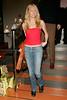 23 May 2006 - New York, NY - Maggie Rizer at Longchamp Store Grand Opening in Soho.  Photo Credit Jackson Lee