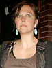 23 May 2006 - New York, NY - Maggie Gyllenhaal at Longchamp Store Grand Opening in Soho.  Photo Credit Jackson Lee