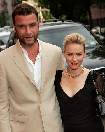 31 May 2006 - New York, NY - Liev Schreiber and Naomi Watts at The Cinema Society and DKNY Jeans Present a Special Screening of The Omen at the Angel Orensanz Foundation.  Photo Credit Jackson Lee