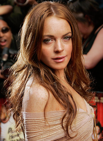 4 June 2006 - New York, NY - Lindsay Lohan at the premiere of 'A Prairie Home Companion' held at the DGA Theater in New York City.  Photo Credit Jackson Lee