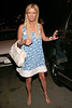 6 June 2006 - New York, NY - Nicky Hilton out for dinner in NYC.  Photo Credit Jackson Lee SEMI-EXCLUSIVE <br /> SEMI-EXCLUSIVE