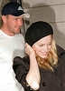 7 July 2006 - New York, NY - Madonna and Guy Ritchie leave the Kabbalah Center in NYC.  Photo Credit Jackson Lee