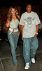 10 July 2006 - New York, NY - Beyonce and Jay-Z out and about in lower Manhattan.  This is one of the first times the pair has been photographed in NYC since they came back from the BET Awards in Los Angeles.  Photo Credit Jackson Lee
