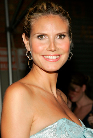 11 July 2006 - New York, NY - Heidi Klum at Bravo's 'Project Runway' Season 3 Launch Party at Buddah Bar.  Photo Credit Jackson Lee