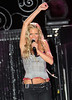 "19 July 2006 - New York, NY - Ashlee Simpson performs at ""The World's Largest Pajama Party"" Presented by Victoria's Secret Pink - Performance.  Photo Credit Jackson Lee"