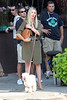 *** EXCLUSIVE ***<br /> 24 July 2006 - New York, NY - Hope Davis at the filmset of 'Six Degrees'.  Photo Credit Jackson Lee