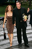 3 Aug 2006 - New York, NY - Kelly Preston and John Travolta at Tony Bennett's 80th birthday party at the Rose Center, Museum of Natural History.  Photo Credit Jackson Lee/Admedia