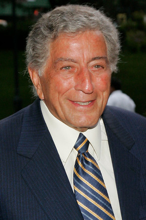 3 Aug 2006 - New York, NY - Tony Bennett at Tony Bennett's 80th birthday party at the Rose Center, Museum of Natural History.  Photo Credit Jackson Lee/Admedia