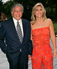 3 Aug 2006 - New York, NY - Tony Bennett and Susan Crow  at Tony Bennett's 80th birthday party at the Rose Center, Museum of Natural History.  Photo Credit Jackson Lee/Admedia