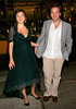 3 Aug 2006 - New York, NY - Maggie Gyllenhaal and Peter Sarsgaard arrive at the afterparty for the NY Premiere of 'World Trade Center' at the Lever House Restaurant.  Photo Credit Jackson Lee