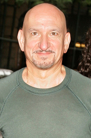 *** EXCLUSIVE ***<br /> 7 Aug 2006 - New York, NY - Sir Ben Kingsley arrives at his hotel in NYC.  Photo Credit Jackson Lee