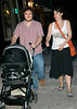 *** EXCLUSIVE ***<br /> 3 Sept 2006 - New York, NY - Jack Black and family relaxes by taking a nice walk on the streets of SOHO, NYC after hosting the 2006 MTV VMA Awards a couple of days before.  Photo Credit Jackson Lee