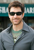 3 Sept 2006 - New York, NY - Dylan McDermott out and about on the streets of Lower Manhattan.  Photo Credit Jackson Lee<br /> <br /> LJNY AFNY