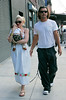 4 Sept 2006 - New York, NY - Gwen Stefani, Gavin Rossdale, and baby Kingston enjoy a nice walk on Labor Day in NYC .  Photo Credit Jackson Lee