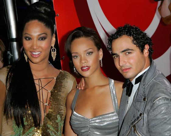 7 Sept 2006 - New York, NY - Kimora Lee Simmons, Rihanna, Zac Posen at 2006 Fashion Rocks - Arrivals.  Photo Credit Jackson Lee/Admedia