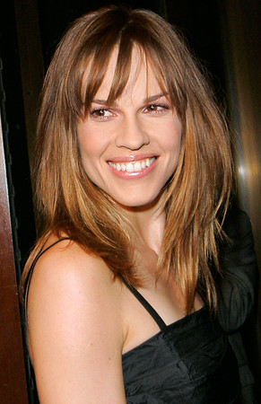 13 Sept 2006 - New York, NY - Hilary Swank at a special screening of 'The Black Dahlia' at the Tribeca Grand.  Photo Credit Jackson Lee/Admedia