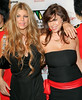 21 Sept 2006 - New York, NY - Fergie and Dana Ferguson, sister at Fergie's Album Release Party at Tenjune, NYC.  Photo Credit Jackson Lee