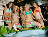 21 Sept 2006 - New York, NY - Hawaiian Tropic Models at Opening Celebration for Hawaiian Tropic Zone.  Photo Credit Jackson Lee