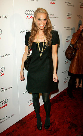 11 Oct 2006 - New York, NY - Molly Sims at event to debut the new R8 sports car and the grand opening New York City Audi Forum.  Photo Credit Jackson Lee/Splash