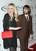 """17 Oct 2006 - New York, NY - Kirsten Dunst and Jason Schwartzman at Hennessy event to present the """"Global Art of Mixing"""" at Capitiale.  Photo Credit Jackson Lee/Splash"""