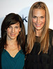 9 Nov 2006 - New York, NY - Molly Sims and Jessica Seinfeld at the 3rd Annual 'Lucky Shops' event to benefit Baby Buggy.  Photo Credit Jackson Lee