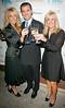 9 Oct 2006 - New York, NY - Dina Lohan, Nino Sinjec and Angela Anton, publisher of Boulevard Magazine at Lohan Family and Friends Hold Gala to Honor Dina Lohan's Appearance on the Cover of Boulevard Magazine at Nino's.  Photo Credit Jackson Lee