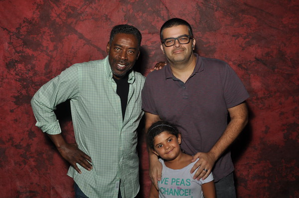 Ernie Hudson Ghostbusters 30th Anniversary