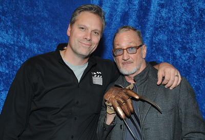 Robert Englund ~ Freddy Kruger~Nightmare on Elm Street ~ 2013 Hollywood Cinemas